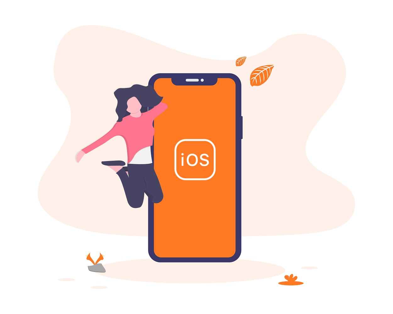 Convertion to ios application